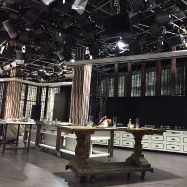 "TV & Film - CBC's ""The Goods"" Set 