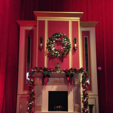 Staging & Events - Casino Rama Mansion Custom Set For Casino Event | Unit 11