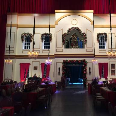 Events & Staging - Casino Rama Mansion Custom Set For Casino Event | Unit 11