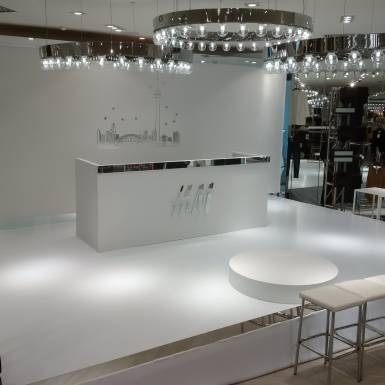 Events & Staging - H+M Event Custom Event Staging | Unit 11