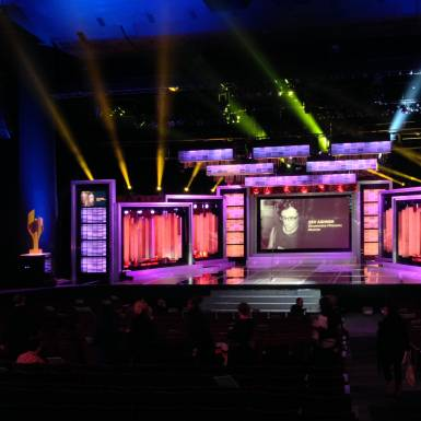 "TV & Film - CBC's ""Canadian Screen Awards"" Set 